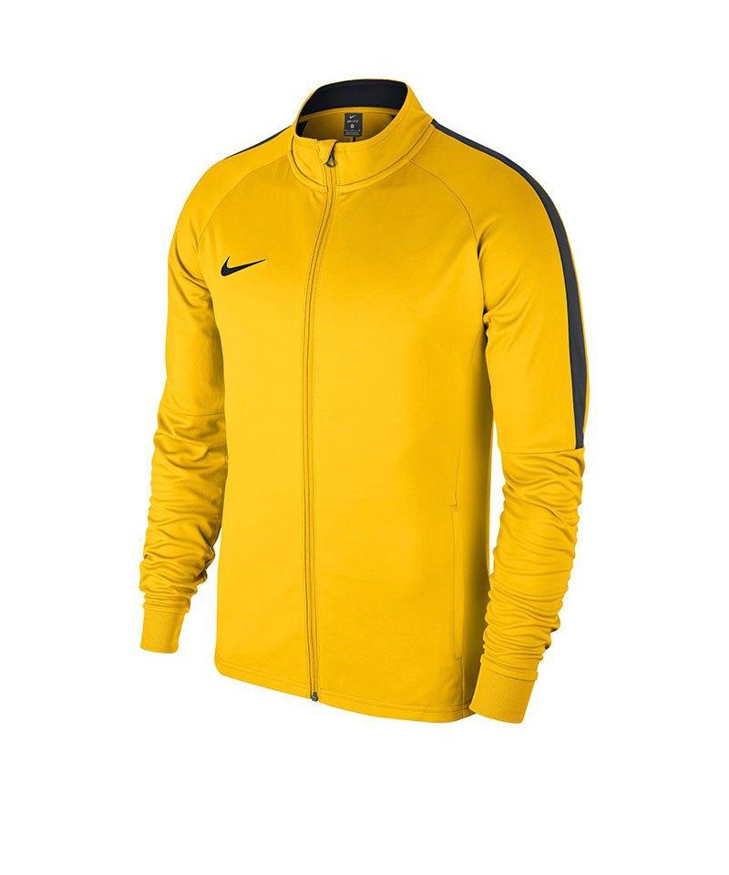 Nike Academy 18 Knit Trainingsjacke Kids Gelb F719 - gelb