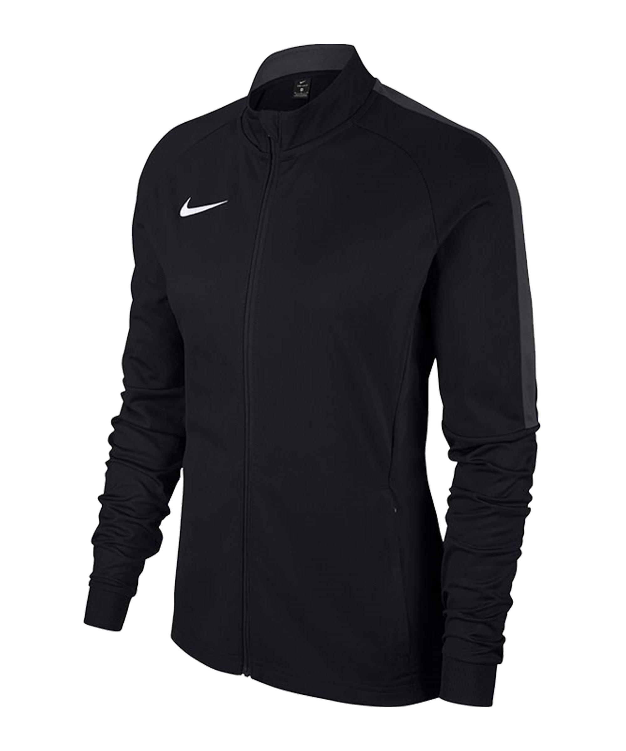 Nike Academy 18 Knit Trainingsjacke Damen F010 - schwarz