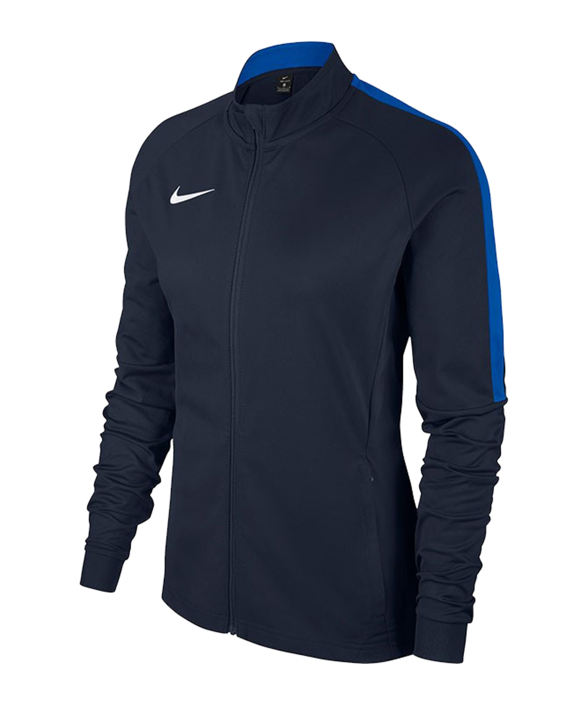 Nike Academy 18 Knit Trainingsjacke Damen F451 - blau