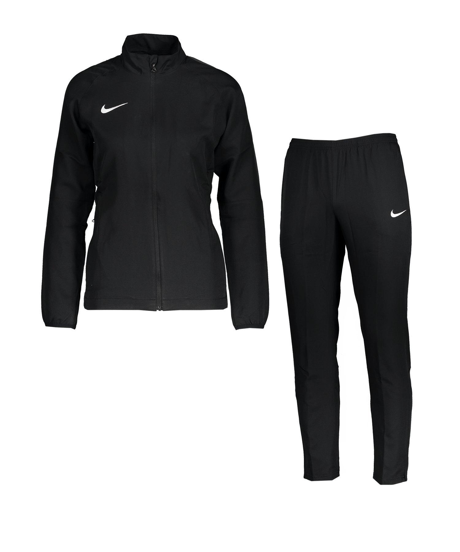 Nike Academy Tracksuit Damen Schwarz F010 - schwarz