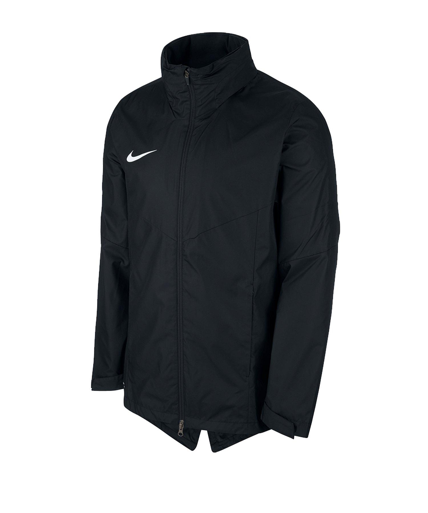 Nike Academy 18 Regenjacke Damen Schwarz F010 - schwarz