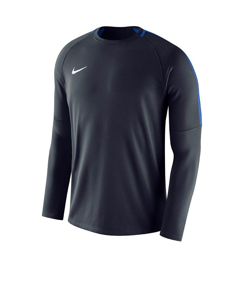 Nike Dry Academy 18 Football Top Blau F451 - blau