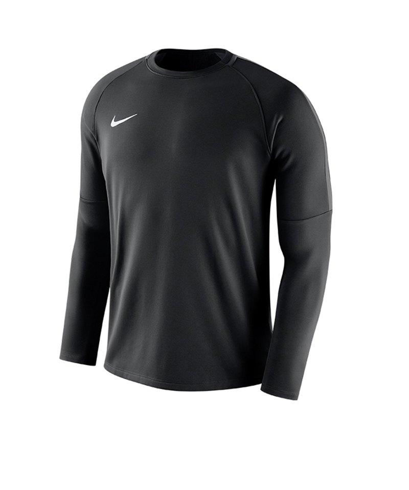 Nike Dry Academy 18 Football Top Schwarz F010 - schwarz
