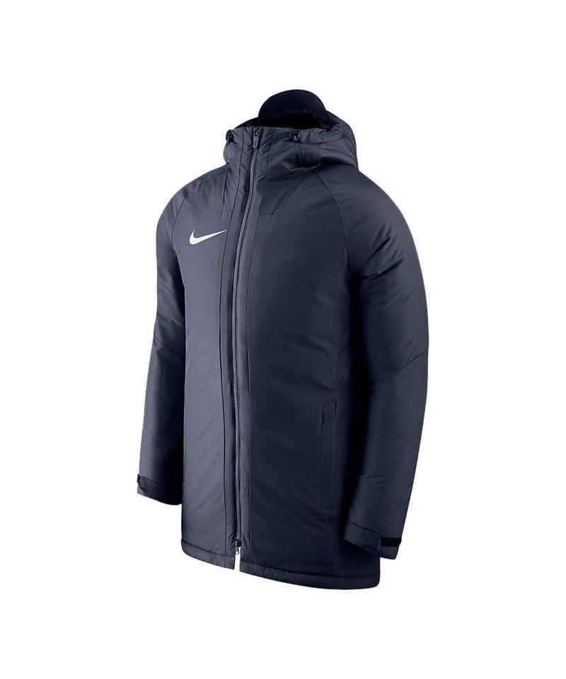Nike Academy 18 Winter Jacke Blau F451 - blau