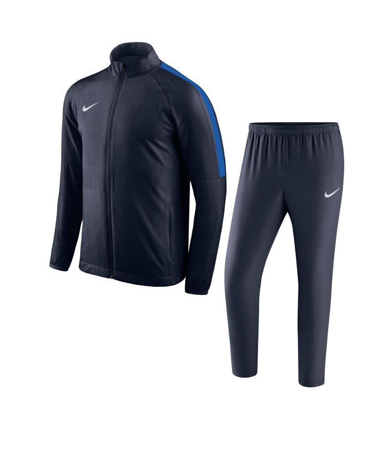 Nike Academy 18 Woven Trainingsanzug Kids F451 - blau
