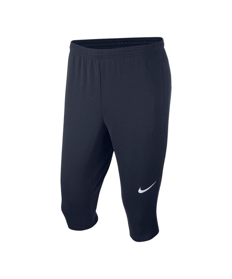 Nike Academy 18 3/4 Pant Kids Blau F451 - blau