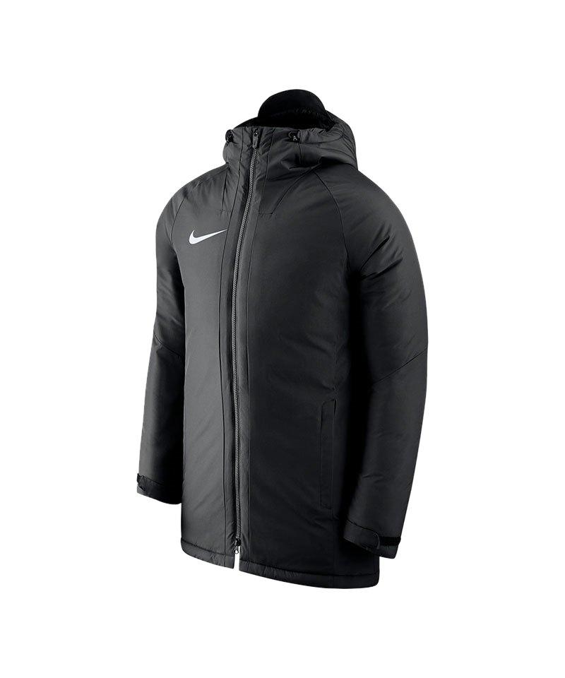 Nike Academy 18 Winter Jacke Kids Schwarz F010 - schwarz