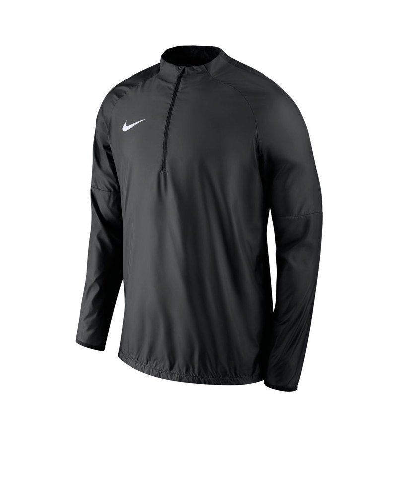 Nike Academy18 Shield Drill Top Schwarz Kids F010 - schwarz