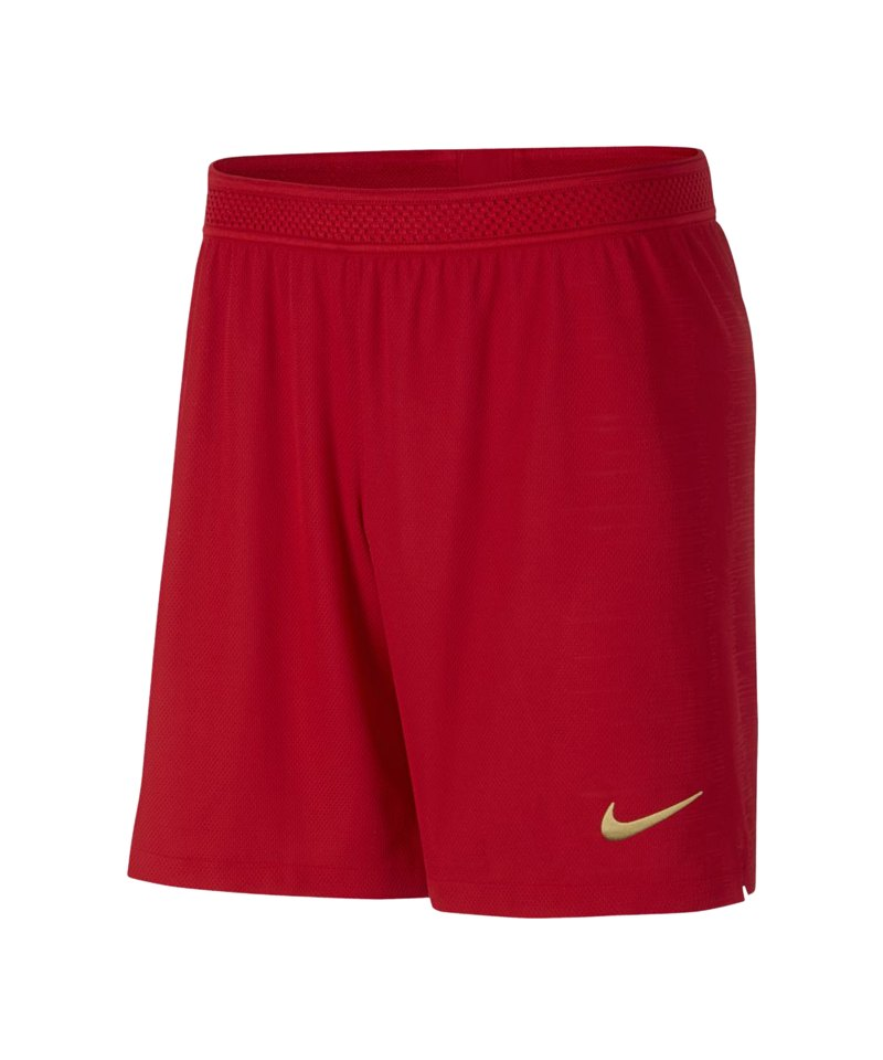 Nike Portugal Authentic Short Home WM 18 Rot F687 - rot