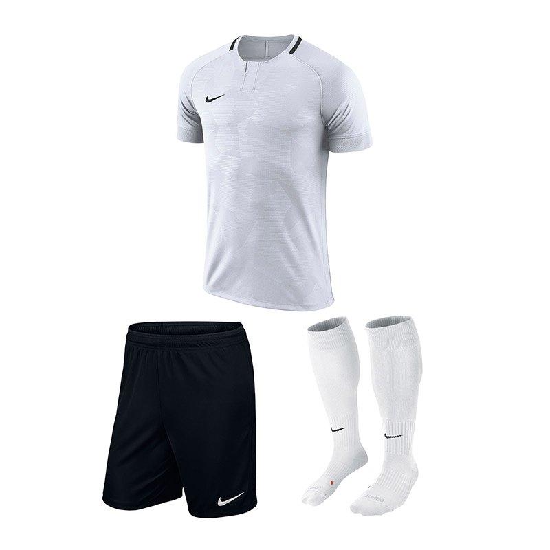 Nike Trikotset Challenge II Weiss F100 - weiss