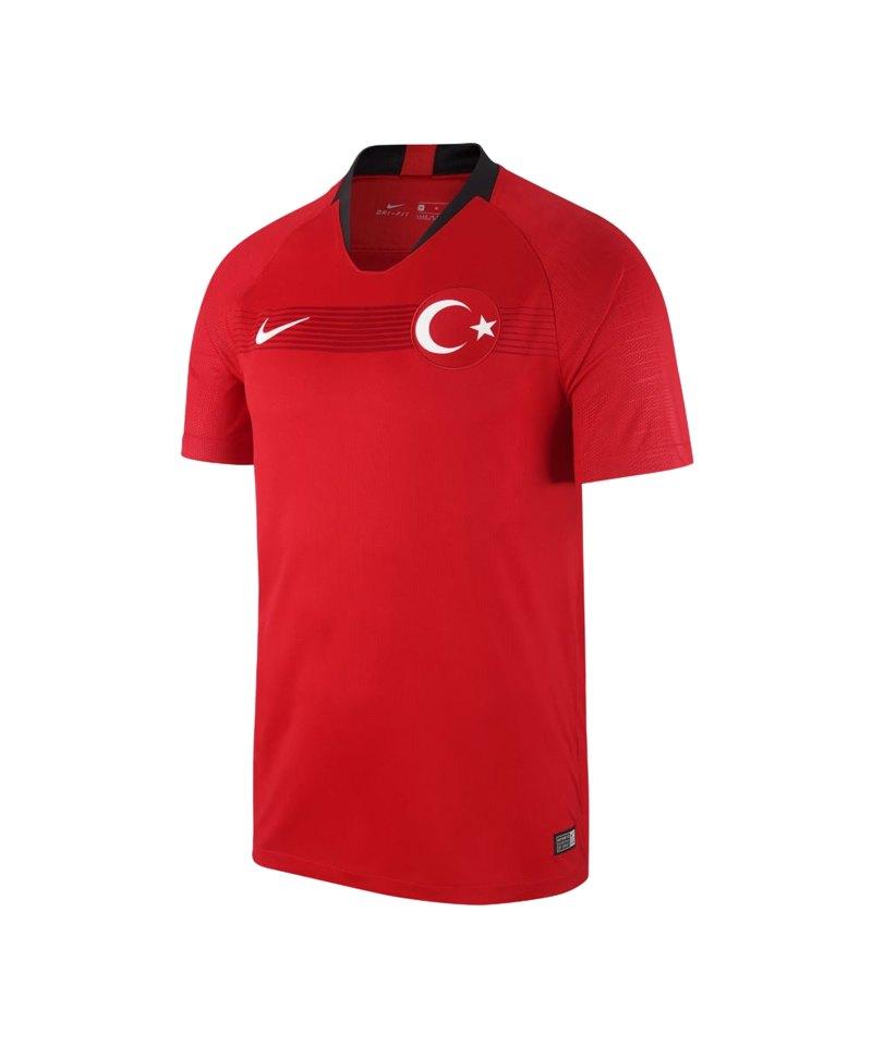 Nike Türkei Trikot Home Kids 2018 Rot F657 - rot