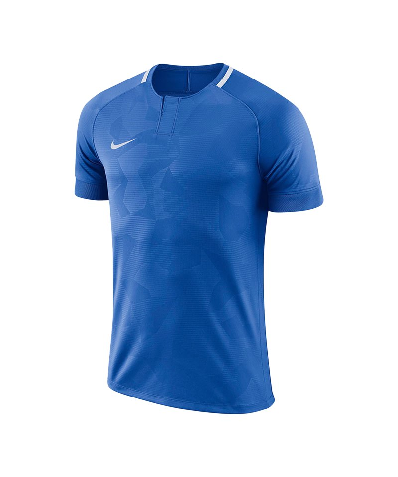 Nike Challenge II Trikot kurzarm Kids Blau F463 - blau