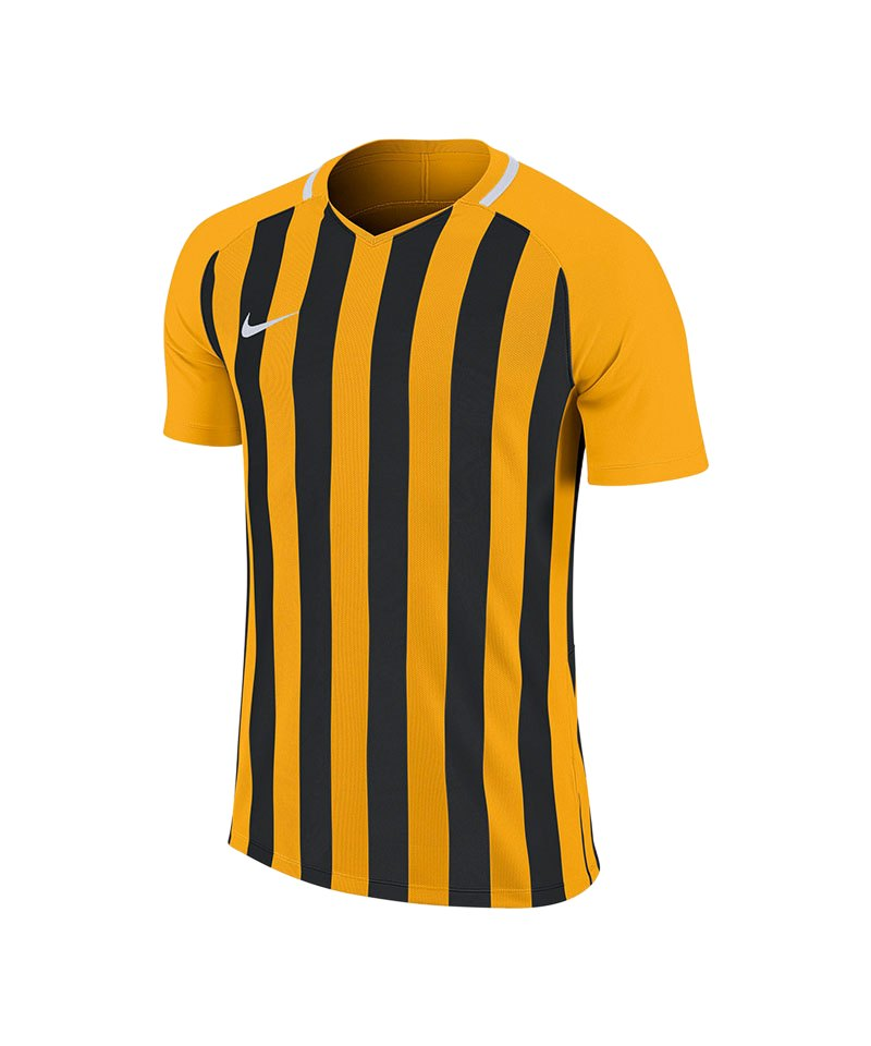 Nike Striped Division III Trikot Gelb F739 - gold