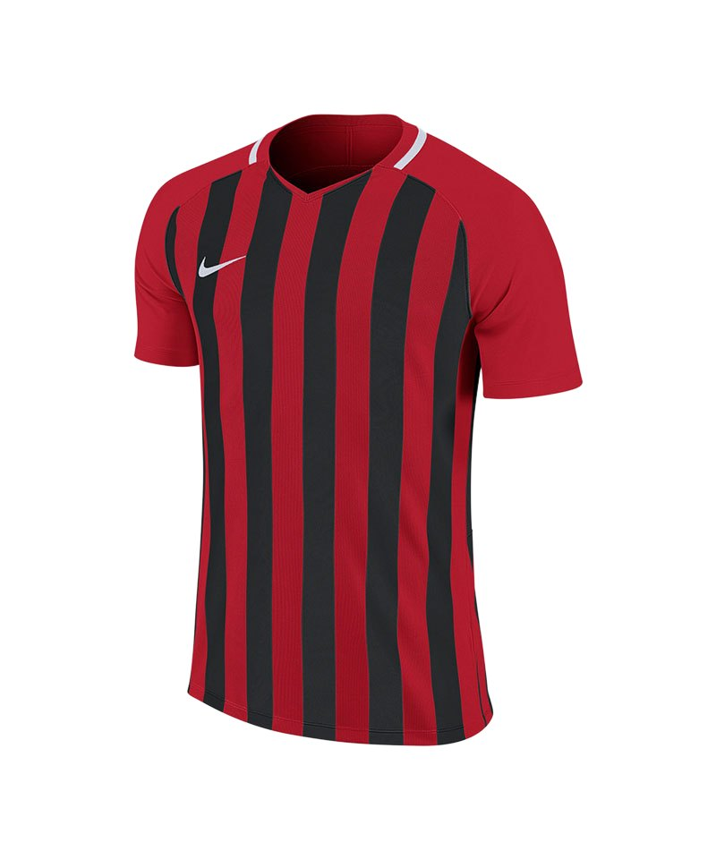 Nike Striped Division III Trikot Rot F657 - rot