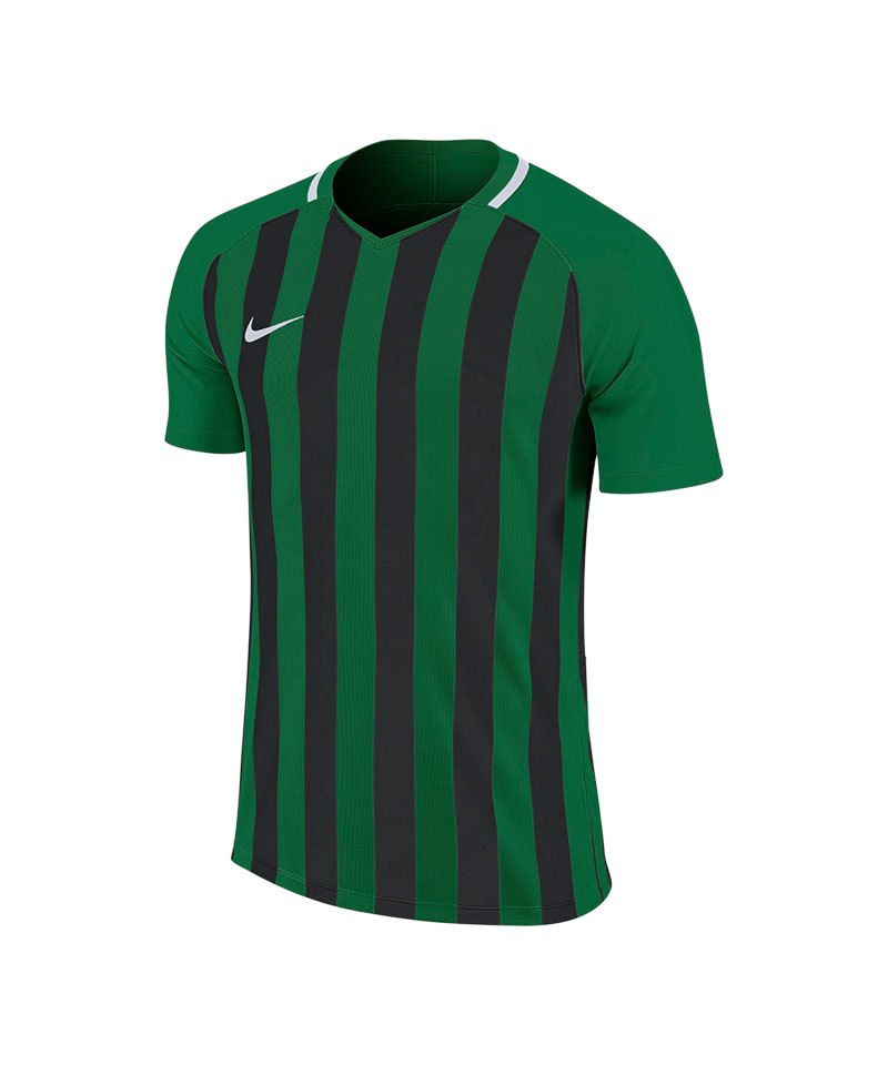 Nike Striped Division III Trikot kurzarm Kids F302 - gruen