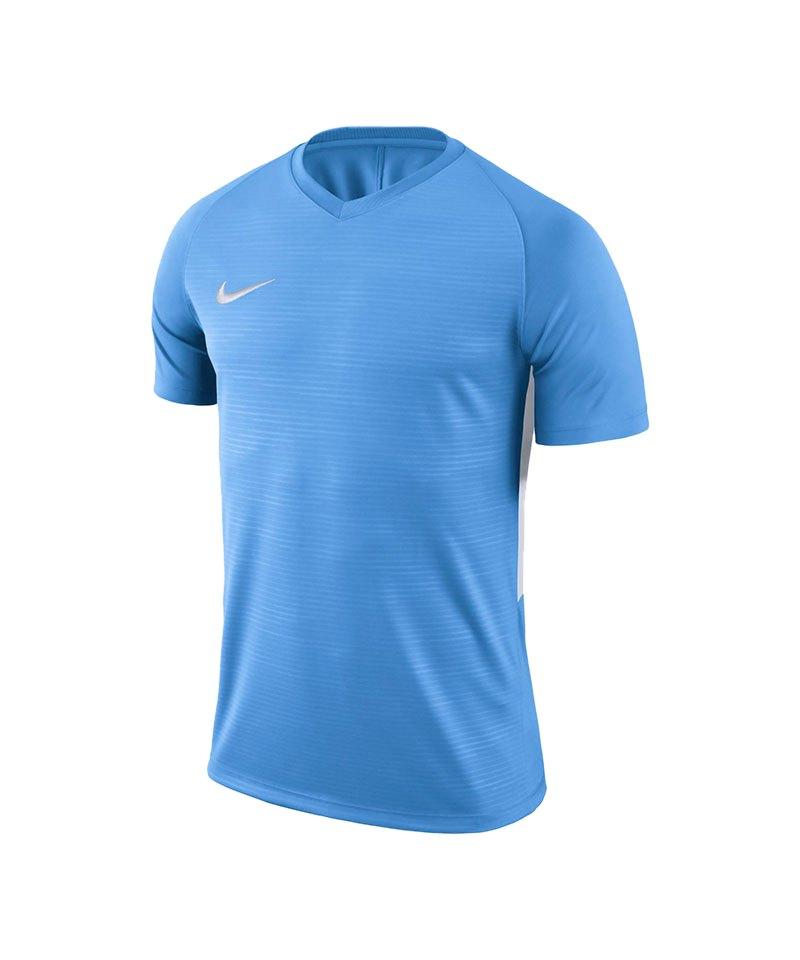 Nike Tiempo Premier Trikot Kids Blau F412 - blau