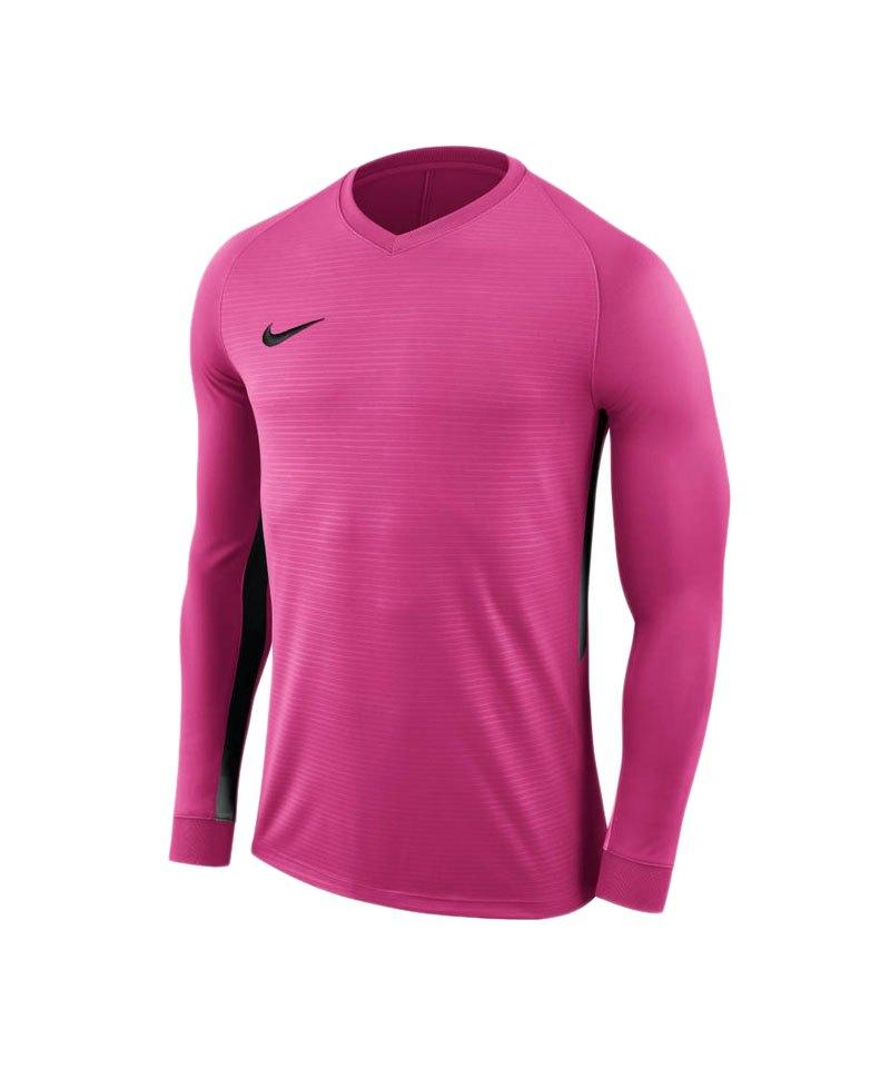 Nike Tiempo Premier Trikot Langarm Kids F662 - pink