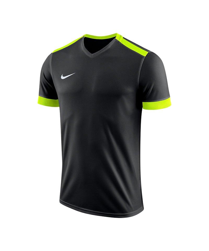 Nike Park Derby II Trikot Kids Schwarz F010 - schwarz