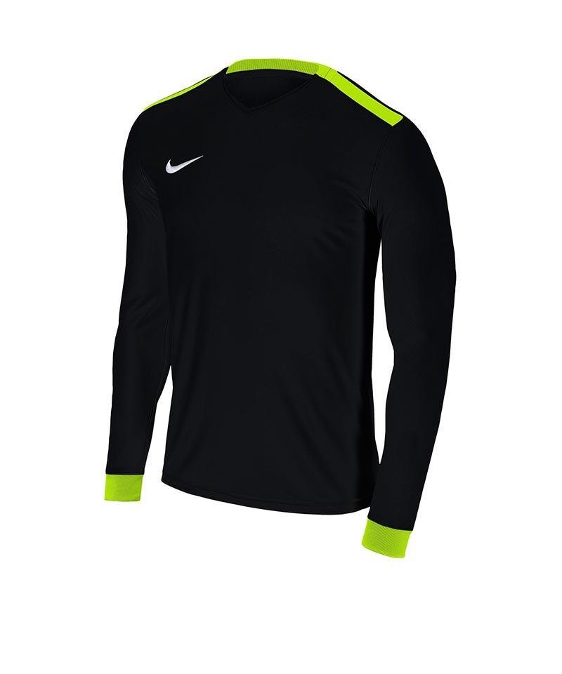Nike Park Derby II Trikot langarm Kids F010 - schwarz