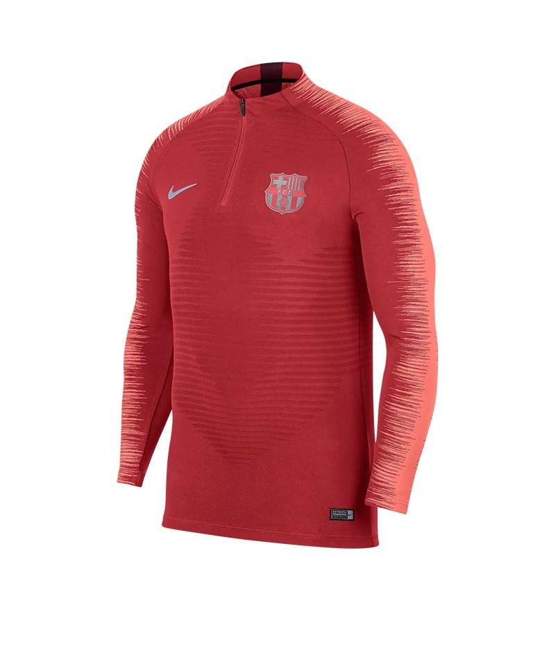 Nike FC Barcelona Strike Drill Top Pink F691 - pink