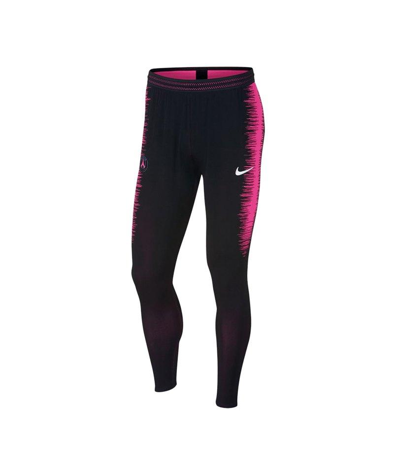 Nike Paris St. Germain Vaporknit Strike Pant F010 - schwarz