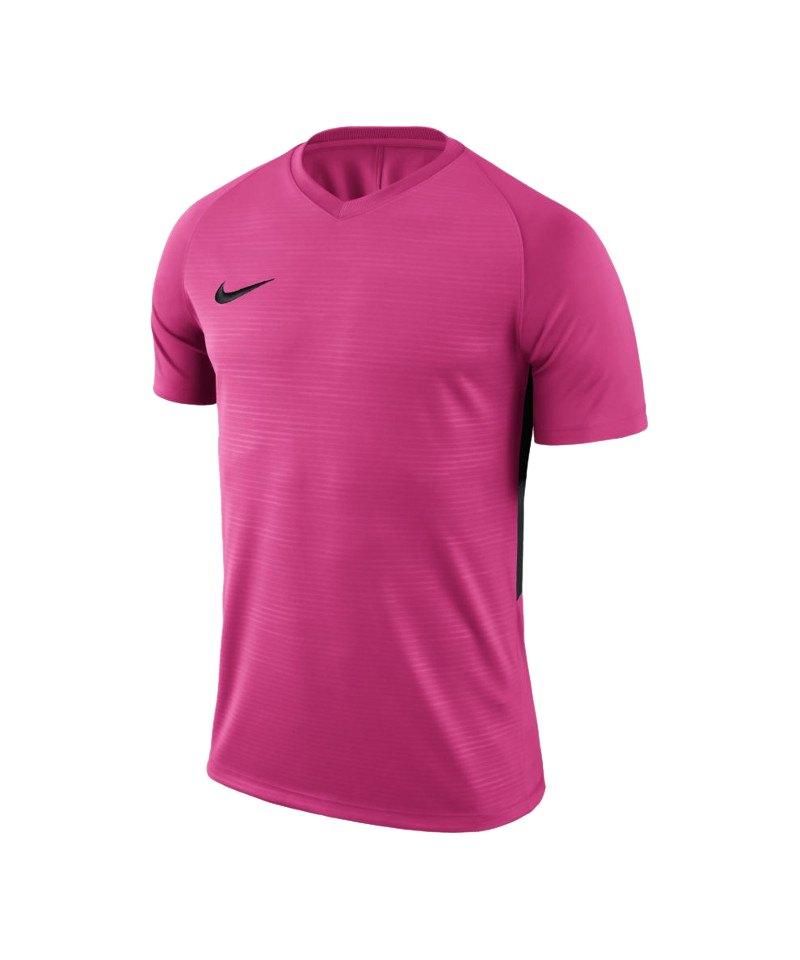 Nike Tiempo Premier Trikot Pink Schwarz F662 - pink