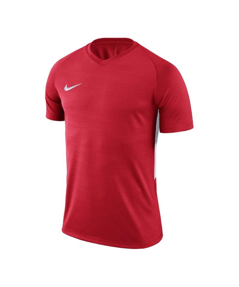 Nike Tiempo Premier Trikot Rot Weiss F657 - rot
