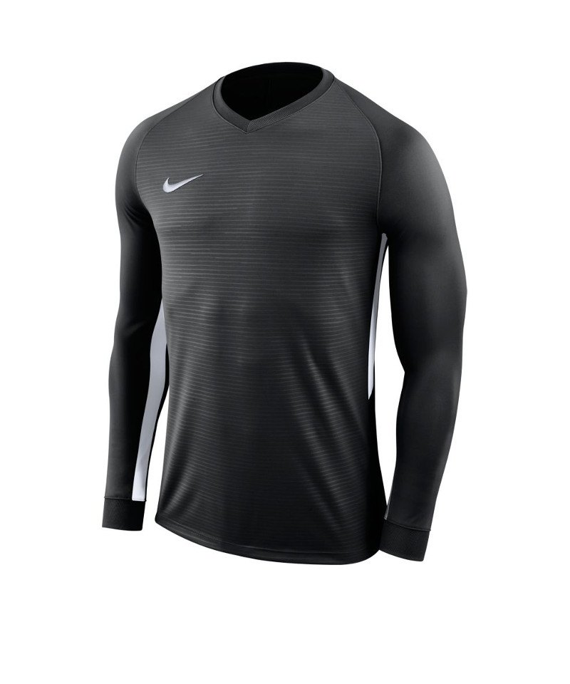Nike Tiempo Premier Trikot Langarm F010 - schwarz
