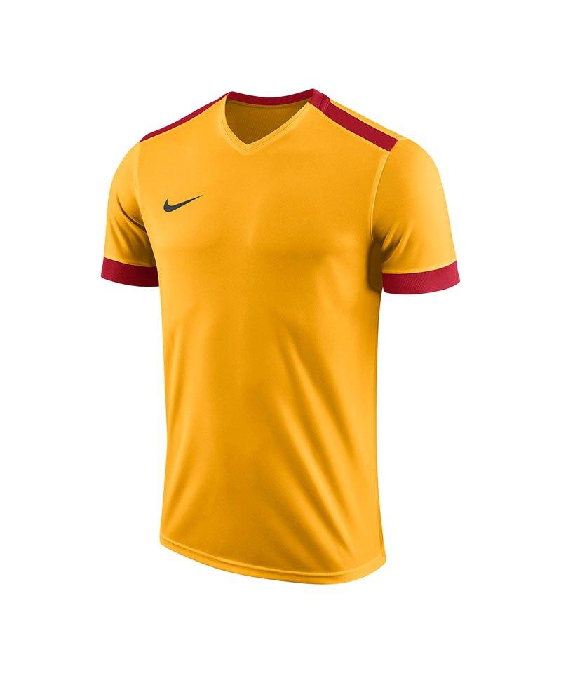 Nike Park Derby II Trikot Gelb Rot F739 - gelb