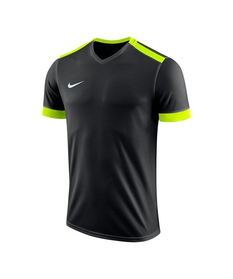 Nike Park Derby II Trikot Schwarz Gelb F010 - schwarz