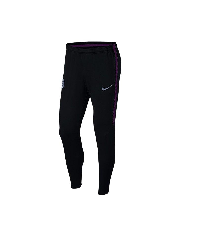 Nike Manchester City FC Dry Squad Pant F014 - schwarz