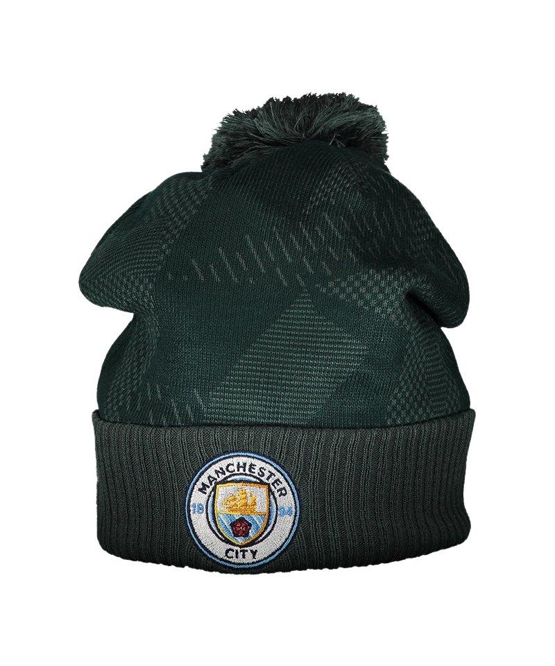 Nike Manchester City FC SSNL Beanie Grün F332 - gruen