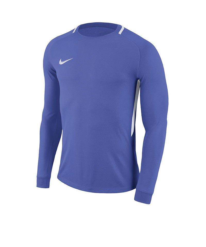 Nike Park III Goalie Torwarttrikot Lila Weiss F518 - violett