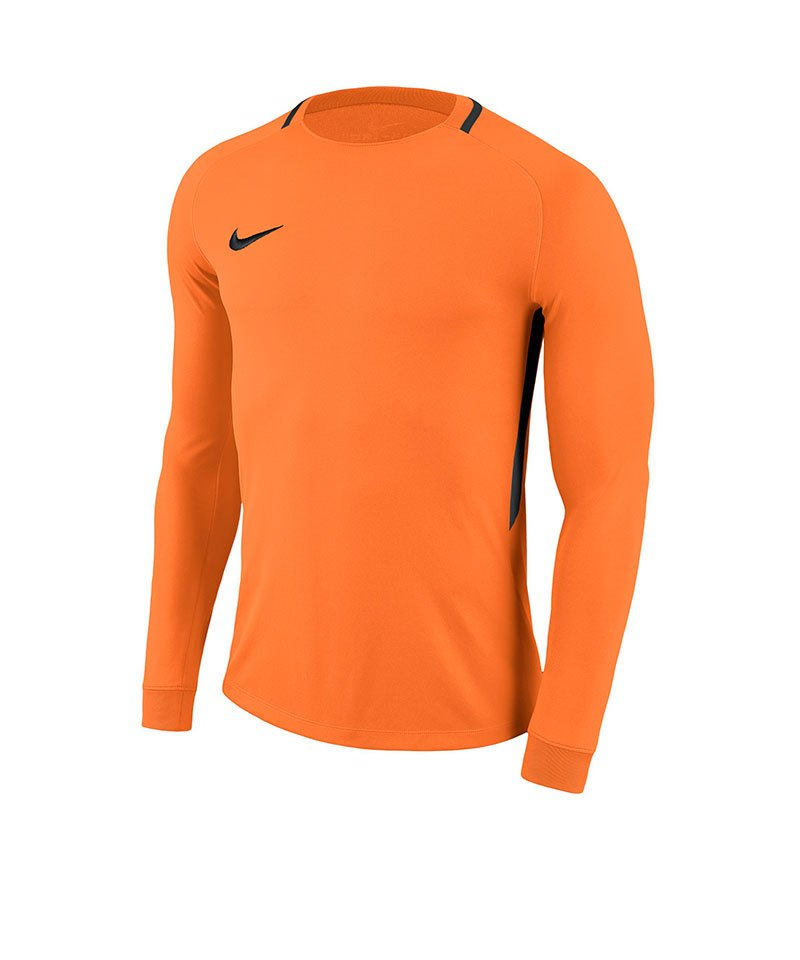Nike Park III Goalie Torwarttrikot Orange F803 - orange