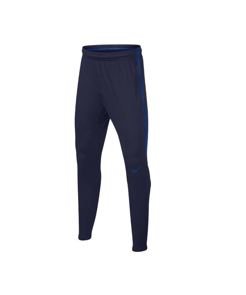 Nike Dry Squad Hose lang Kids Schwarz F416 - schwarz