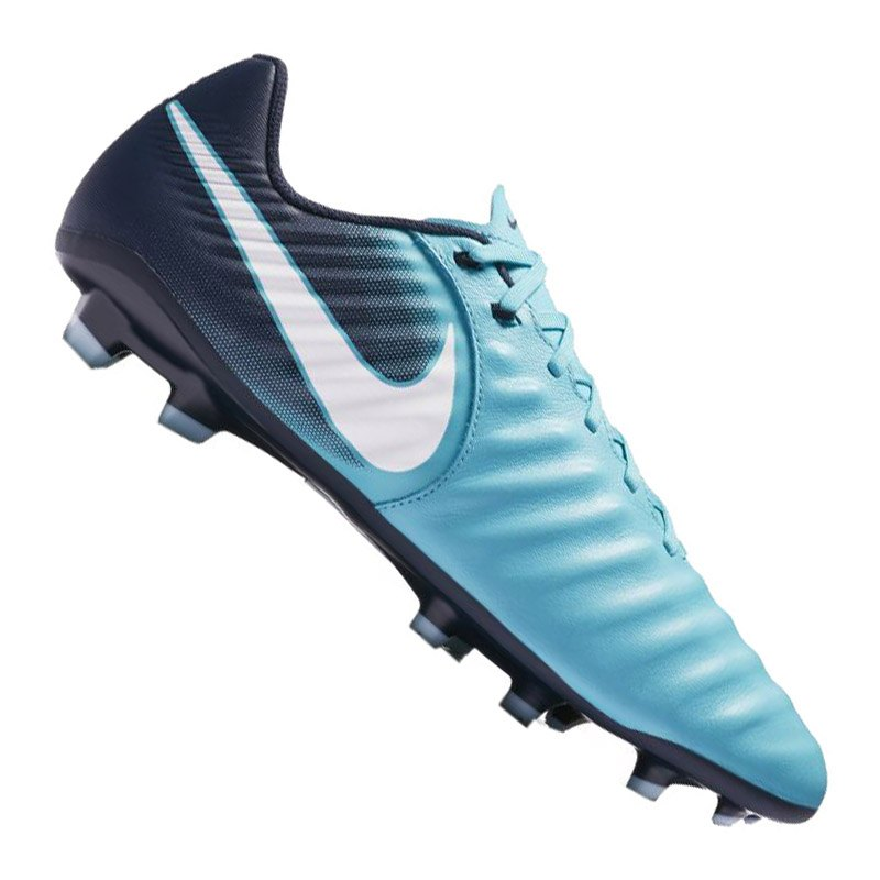Nike Tiempo Ligera IV FG Blau F414 - blau