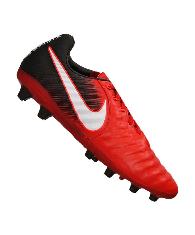 Nike Tiempo Legacy III AG-Pro Rot F616 - rot