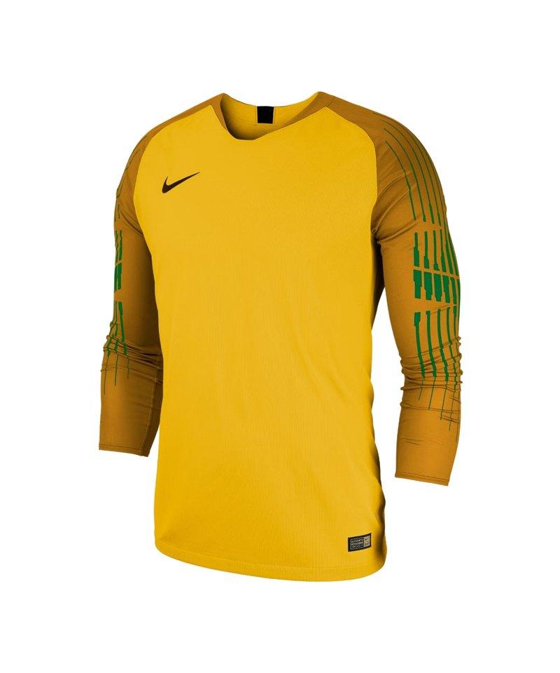 Nike Gardien II Torwarttrikot langarm Kids F719 - gelb