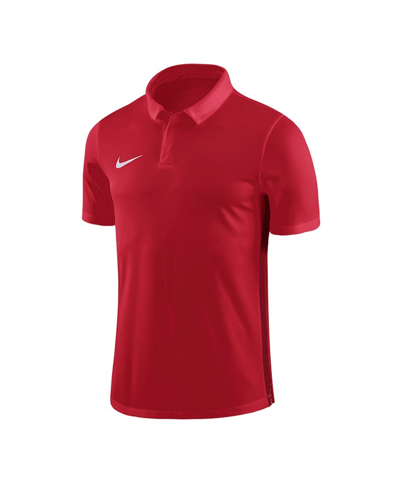 Nike Academy 18 Football Poloshirt Kids F657 - rot