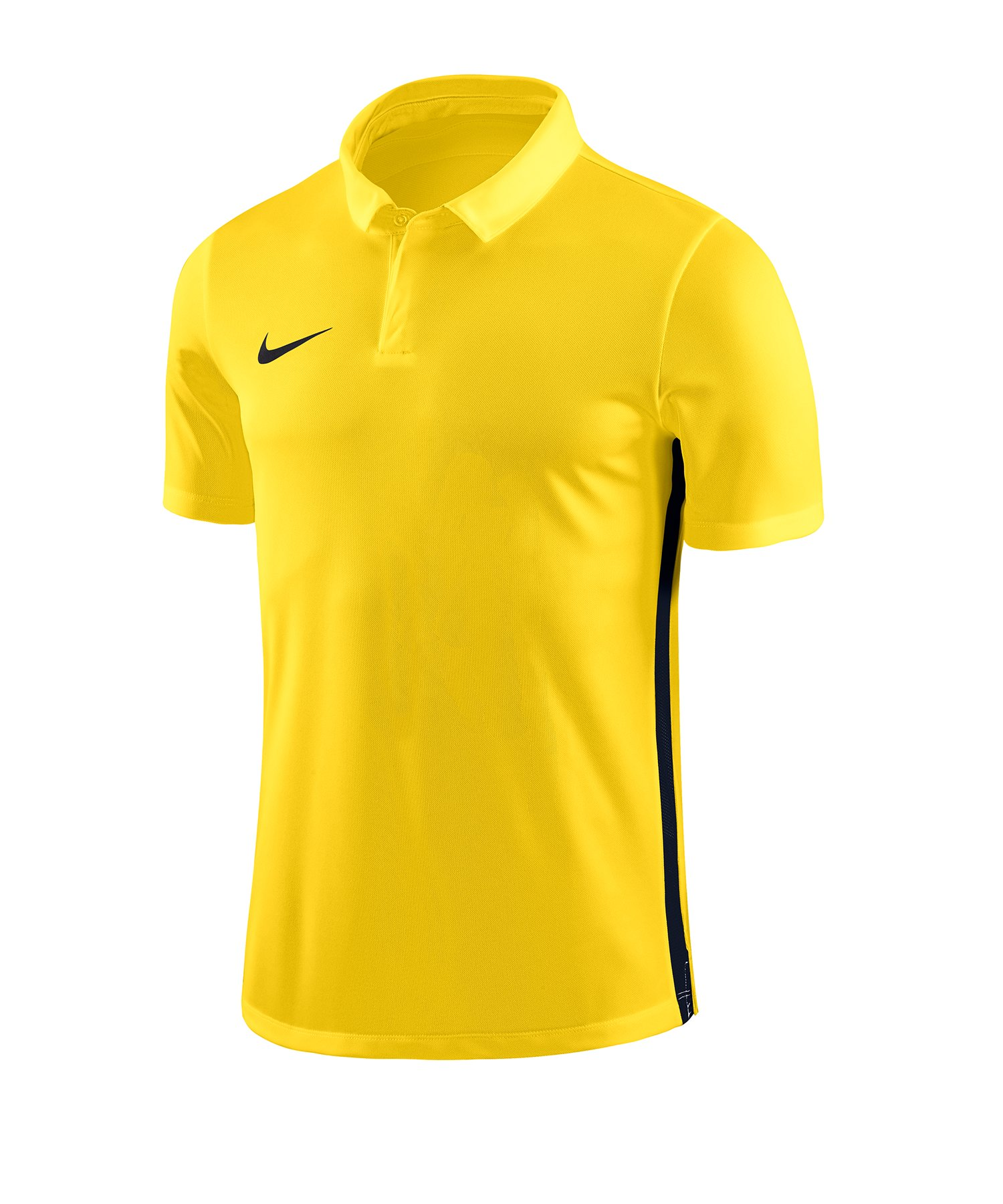 Nike Academy 18 Poloshirt Kids Gelb F719 - gelb