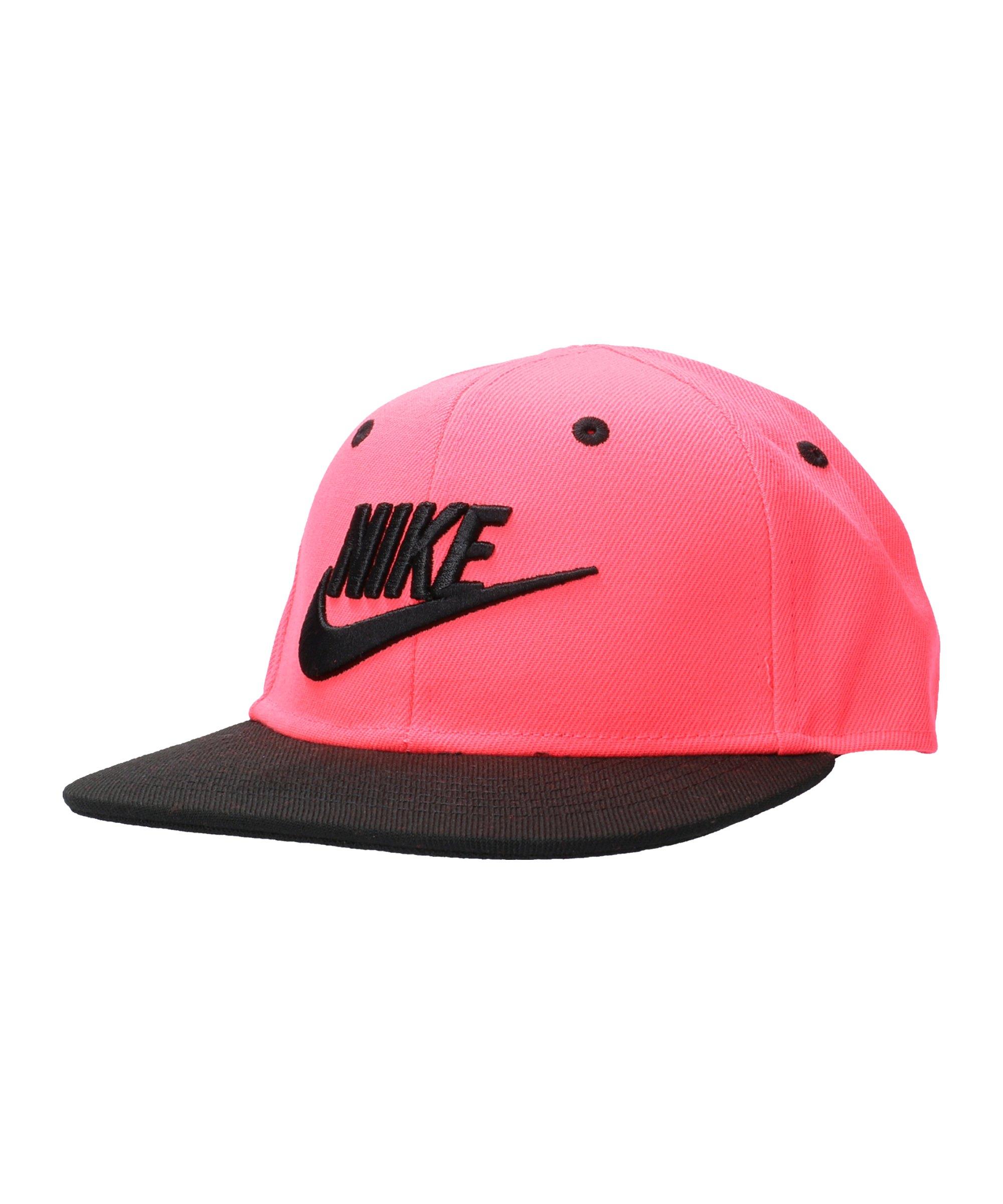 Nike True Limitless Snapback Cap Kids Pink FA4F - pink