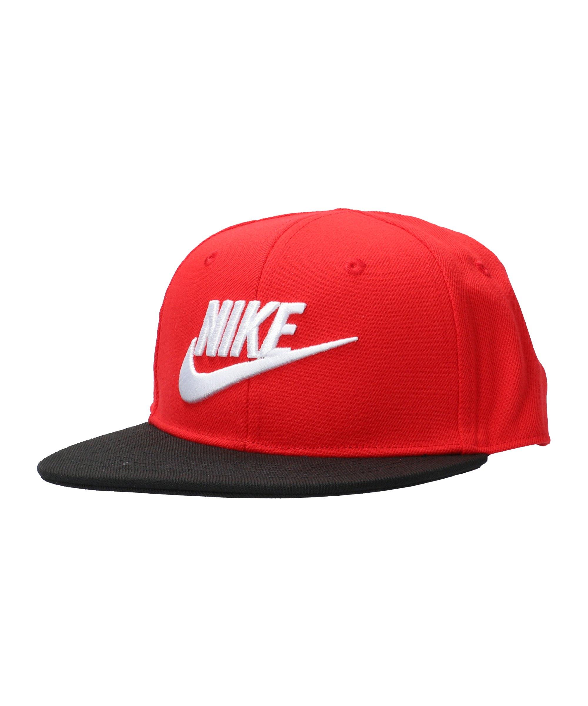 Nike True Limitless Snapback Cap Kids Rot FU10 - rot