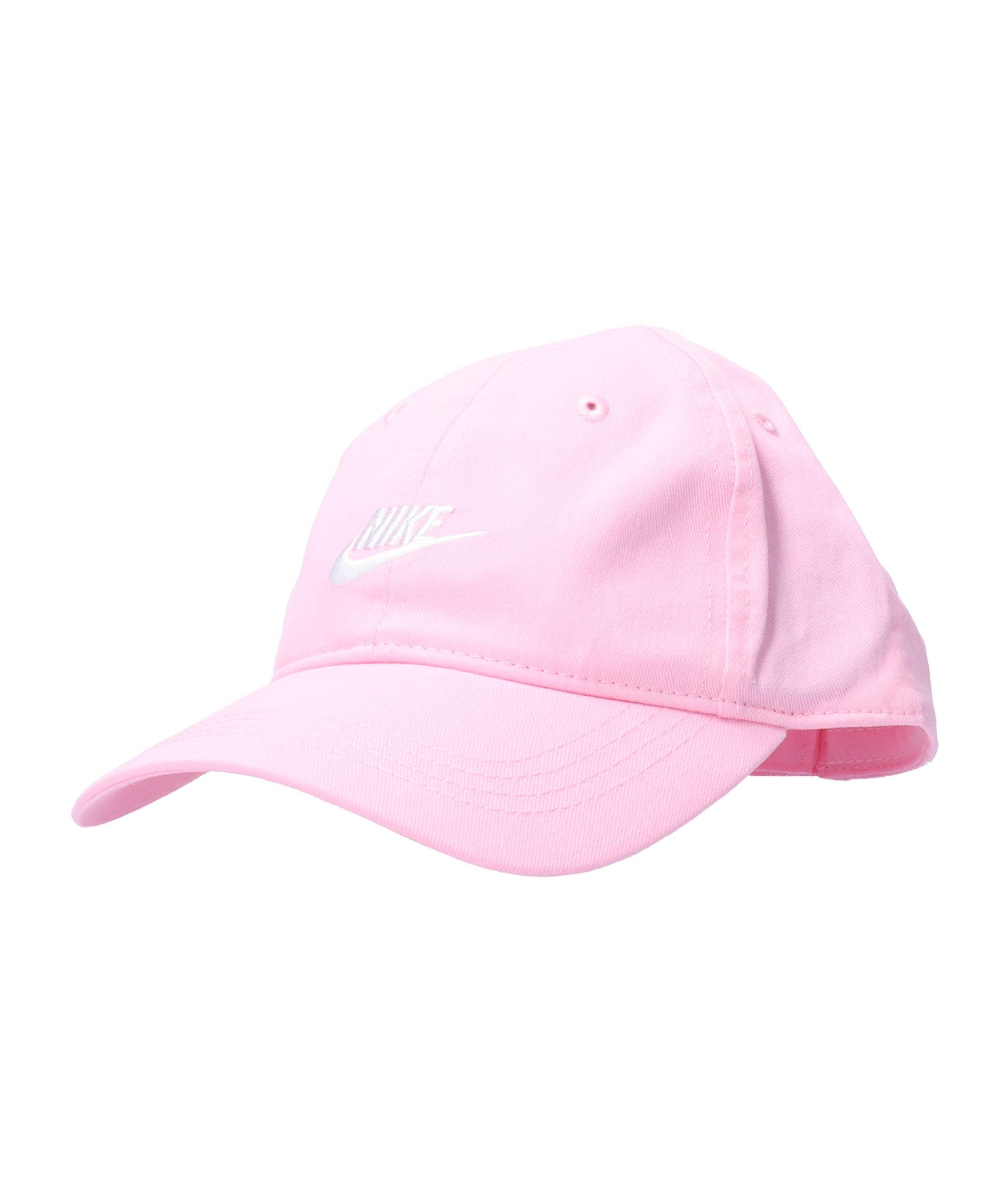 Nike Futura Curve Brim Cap Kids Pink FA8F - pink