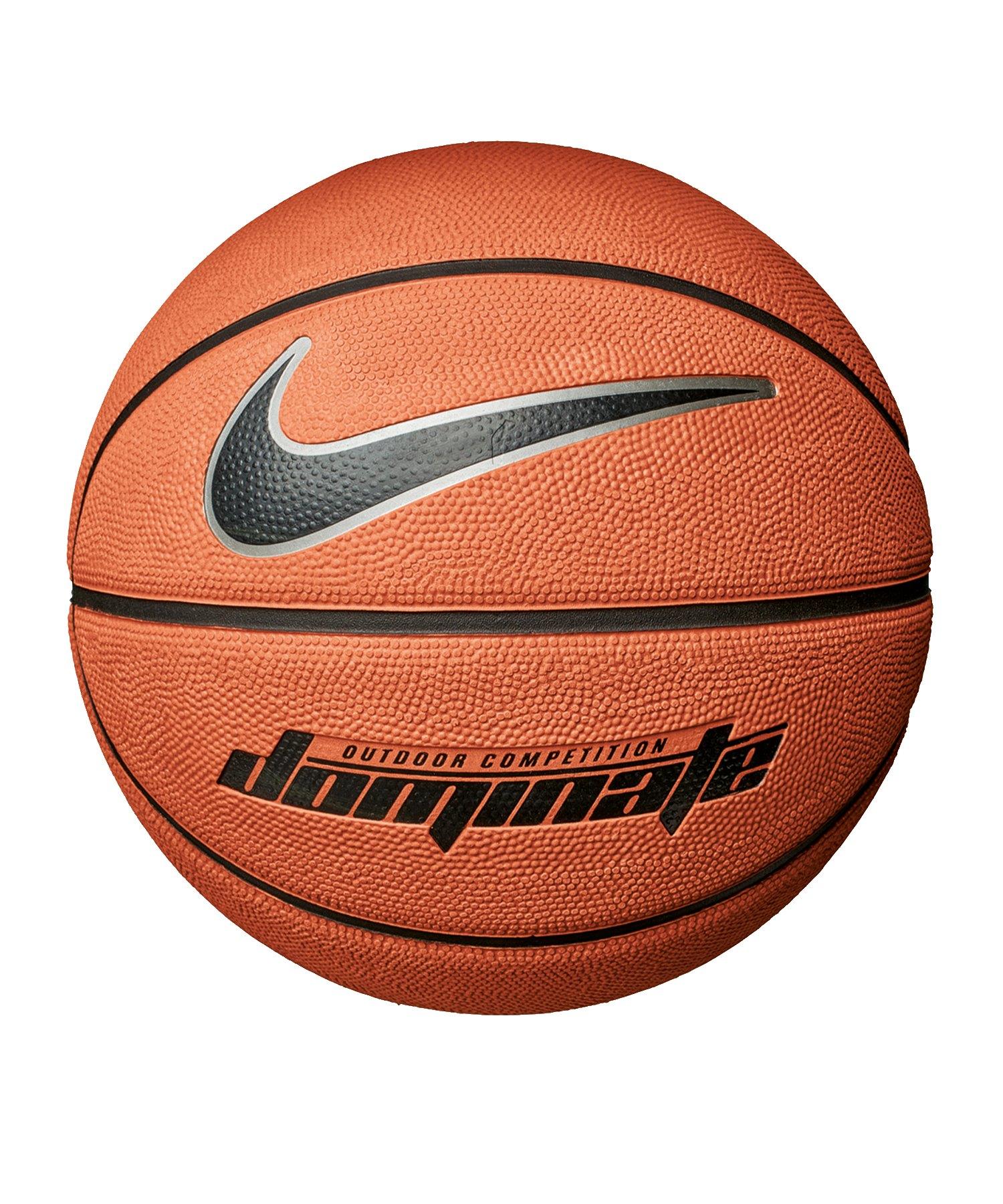 Nike Dominate Basketball F847 - orange