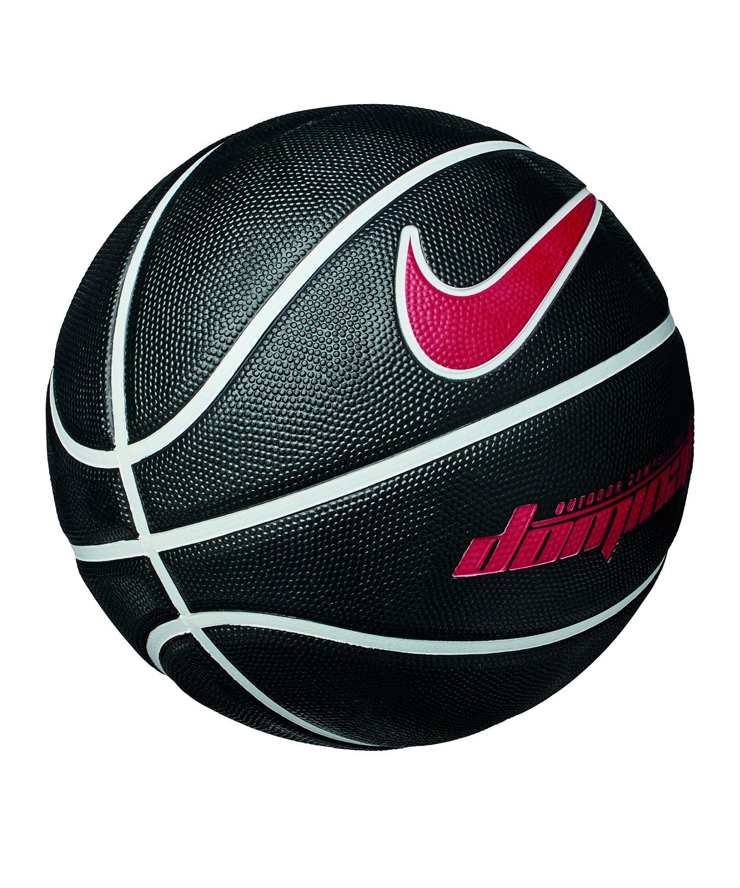 Nike Dominate Basketball Kids F095 - schwarz