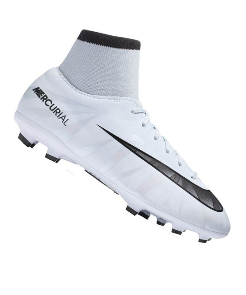 Nike Jr Mercurial Victory VI CR7 DF FG Kids F401 - weiss