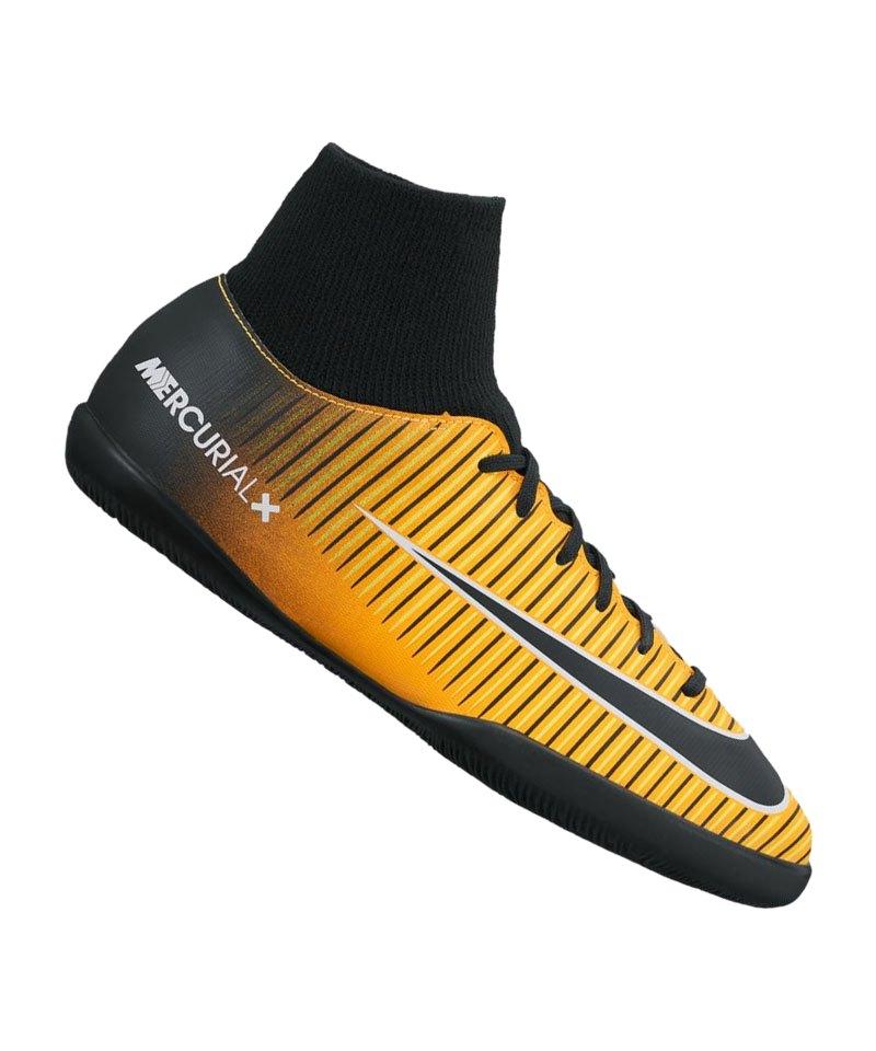 Nike IC Jr Mercurial X Victory VI DF Kinder F801 - orange