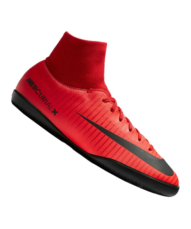 Nike Jr Mercurial X Victory VI DF IC Kids F616 - rot