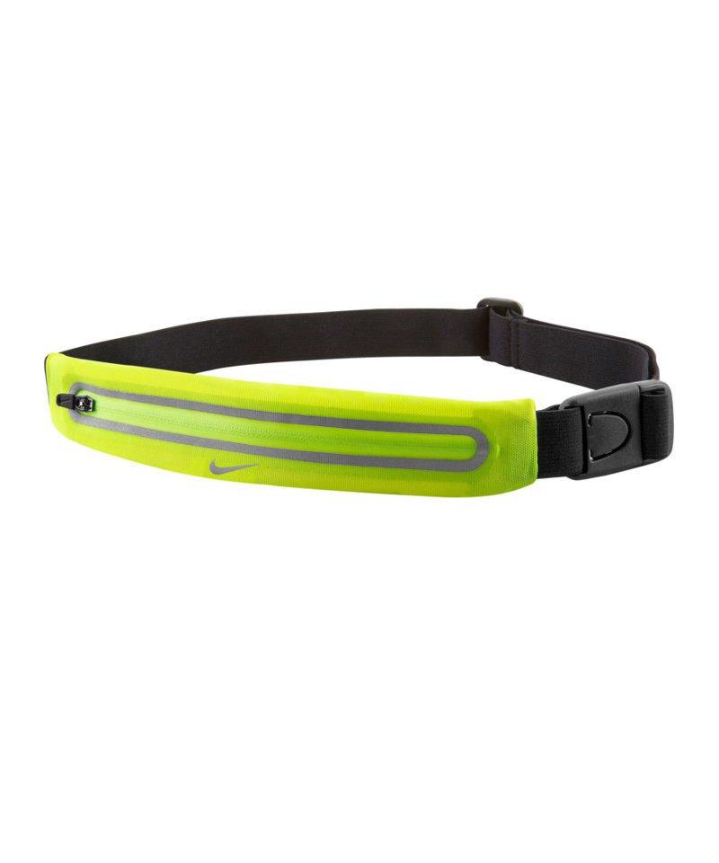 Nike Lean Waistpack Laufgürtel Gelb F713 - gelb