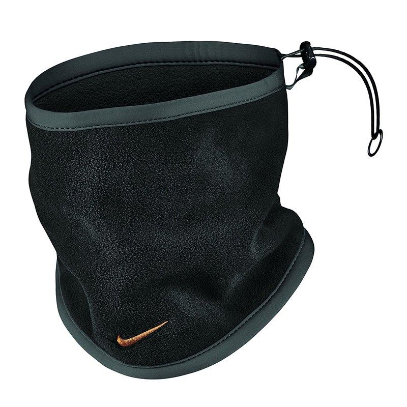 Nike Reversible Neck Warmer Schwarz F015 - schwarz